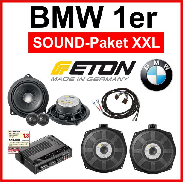 bmw 1er xxl soundpaket bmw harman kardon ersatz bmw. Black Bedroom Furniture Sets. Home Design Ideas
